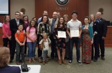 FISD students of the month Dec. 2017